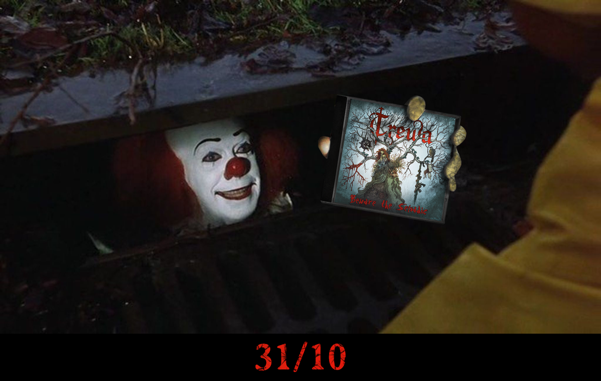 Beware the Selvadic release - Pennywise