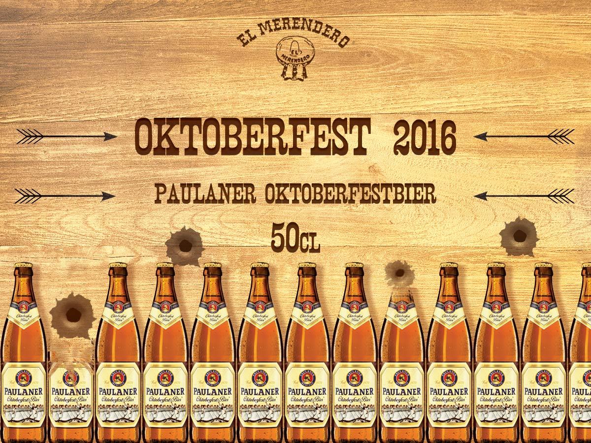 Promo Oktoberfest 2016