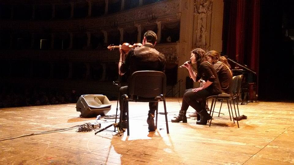 The Withered Shamrock - Teatro Sociale di Como - 2016
